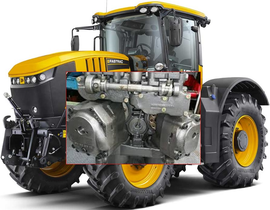 Reparation-Boite-Vario-JCB-Fastrac-transmission-variation-continue-tracteur