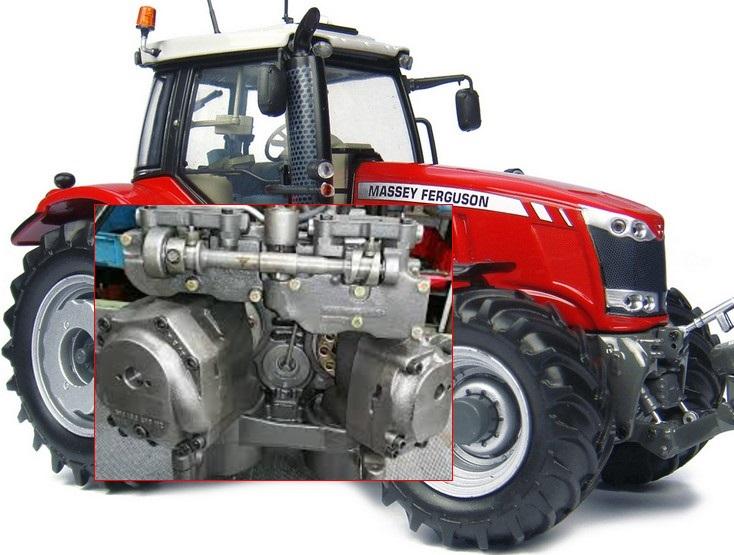 Reparation-Boite-Vario-Massey-Ferguson-transmission-variation-continue-tracteur