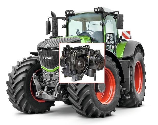 Reparation-transmission-vario-tracteur-fendt
