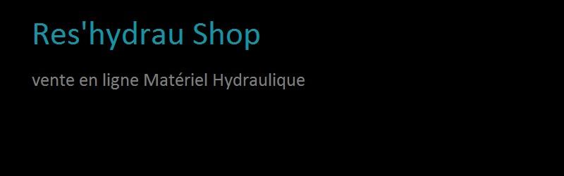 Res'hydrau Shop