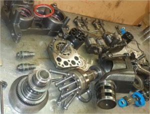 fendt depannage boite vario transmission probleme