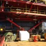 ensemble hydraulique offshore