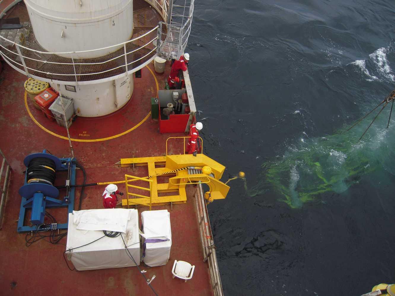winch hydraulique offshore