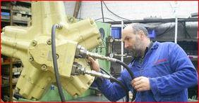 hydraulicien hydraulique