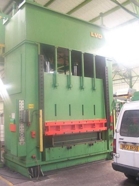 hydraulique presse lvd