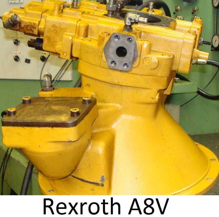 reparation-pompe-hydraulique-rexroth-A8V