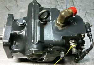 reparation KOMATSU Pompe Hydraulique PC27 PC45