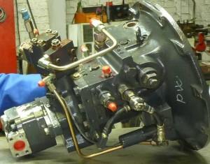 revision pompe hydraulique komatsu