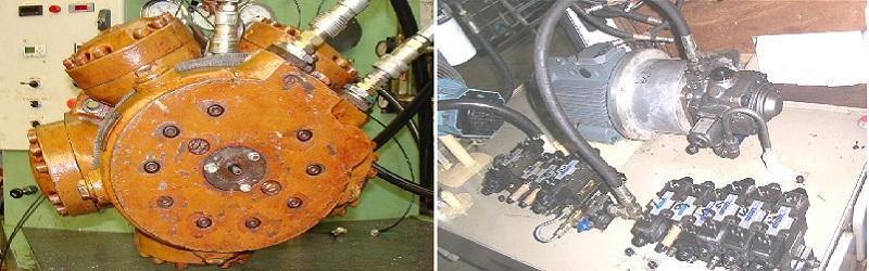 Réparation Hydraulique