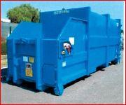 hydraulique-benne-compactage-presse