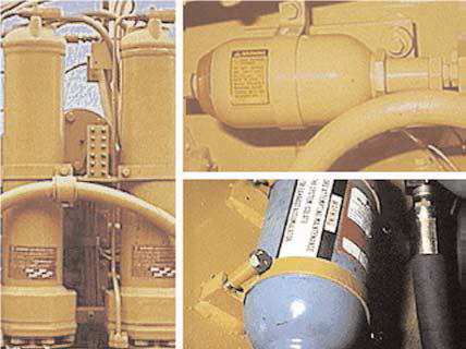 fonctionnement accumulateur hydraulique